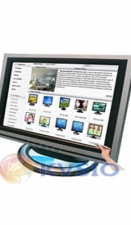 15″ LCD monitor with touch function