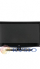 24″ LCD monitor with touch function