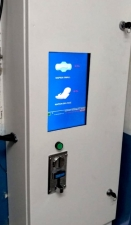 Digital Sanitery Napkin Vending