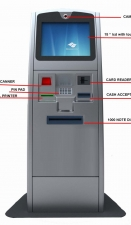 ATM AND CASH ACCEPTOR
